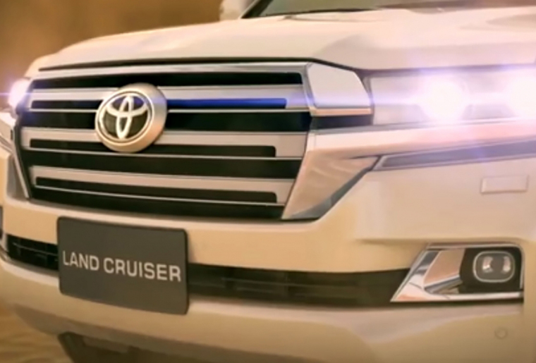 toyota land cruiser- Hive Innovative Group - Digital Advertising Agency