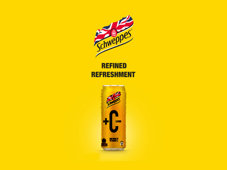 Schweppes +C 2 - Hive Innovative Group - Digital Marketing and Advertising Agency