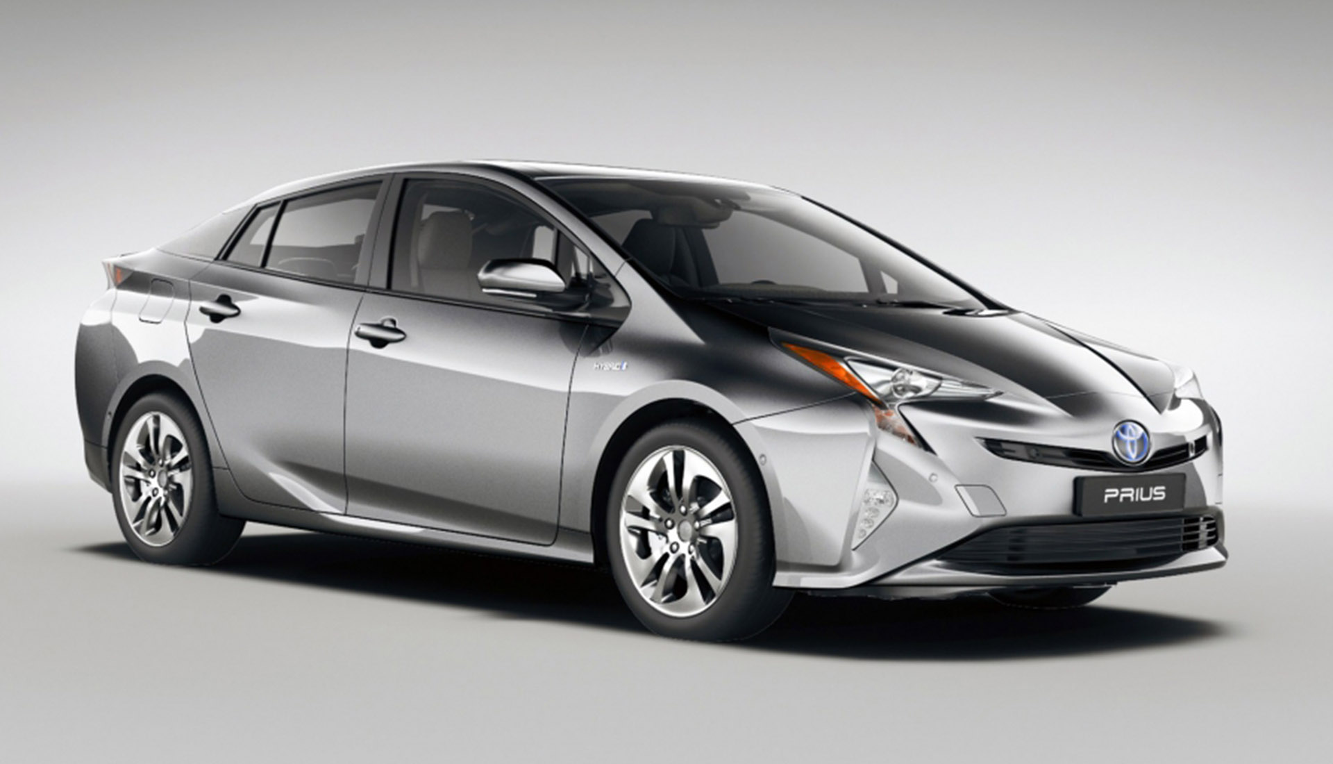 TOYOTA PRIUS - Art and 3D