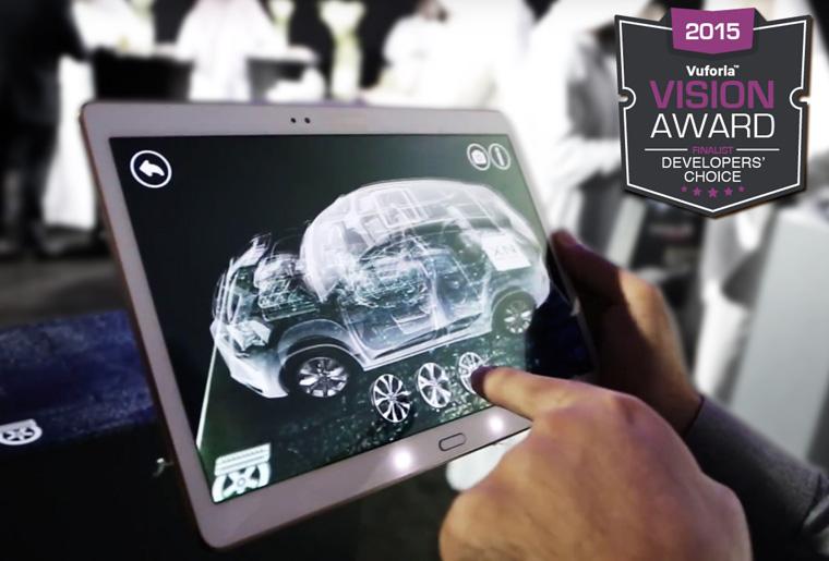 LEXUS NX VR app - Hive Innovative Group - Digital Agency
