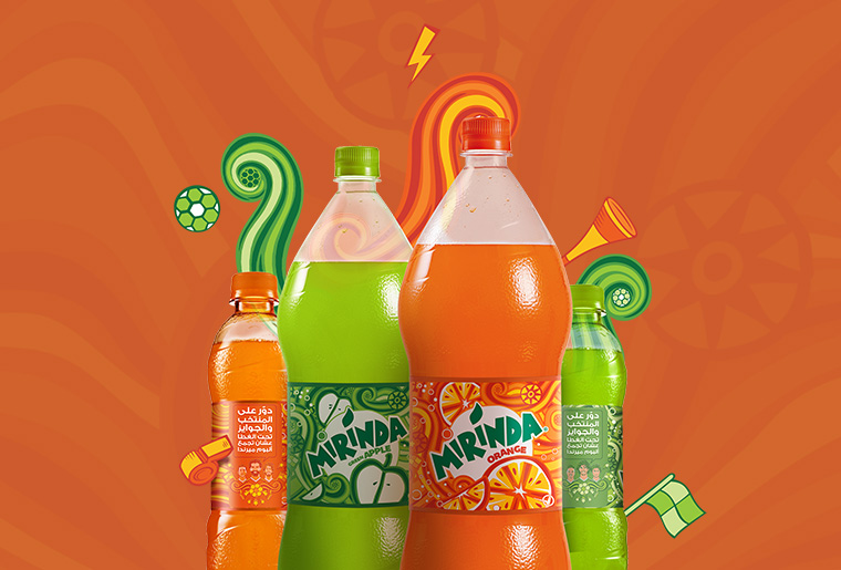 mirinda fun and interactive game - Hive Innovative Group - Digital Advertising Agency