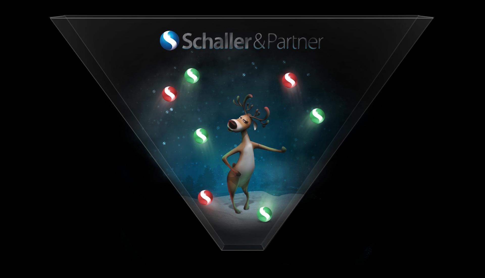 SCHALLER - Germany - Hologram