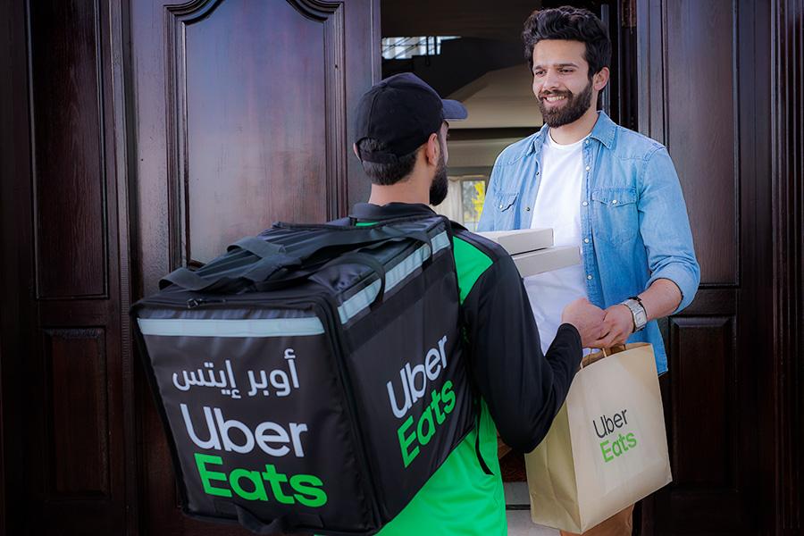 Uber Eats KSA Campaigns